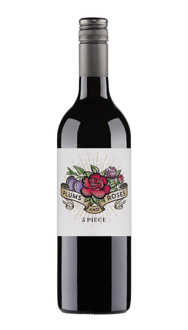 Plums & Roses Carignan 5 Piece 2019