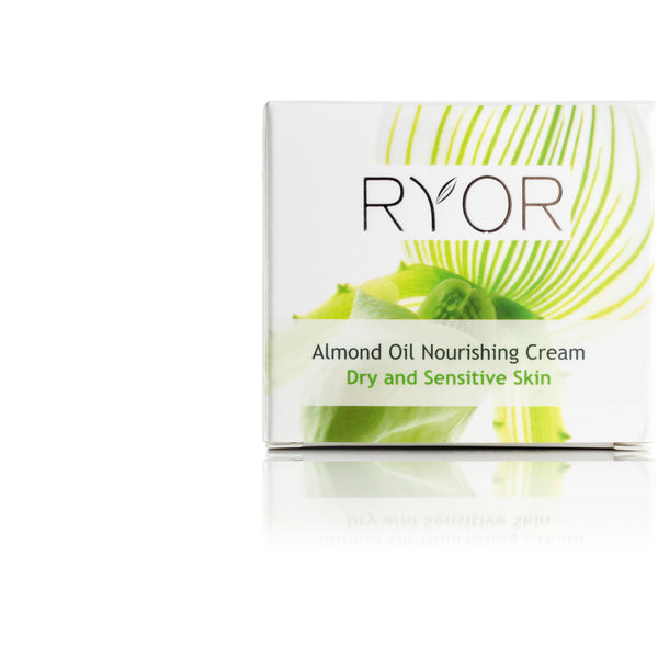 RYOR Almond Nourishing Cream