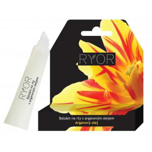 RYOR Lip Balm with Argan Oil