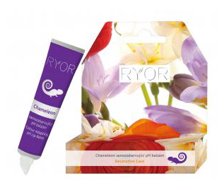 RYOR Chameleon Color Adapting pH Lip Balm