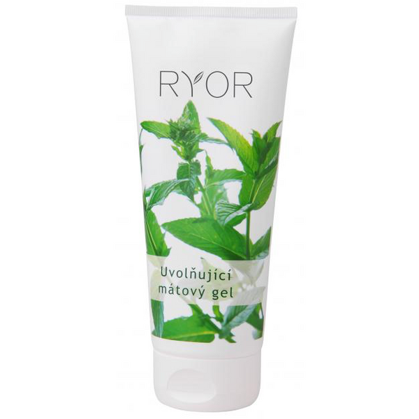 RYOR Relaxing Mint Gel