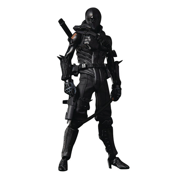 GI Joe X TOA Heavy Industries Snake Eyes 1/6 Scale Figure