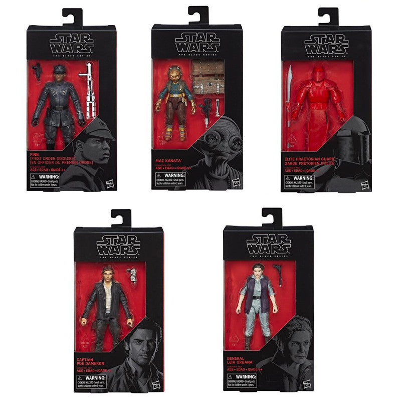 Star Wars Black Series - 2017 Wave 5