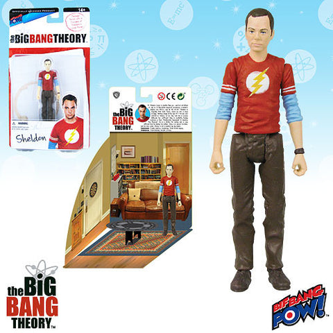 The Big Bang Theory - Sheldon (The Flash)