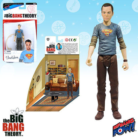 The Big Bang Theory - Sheldon (Superman)