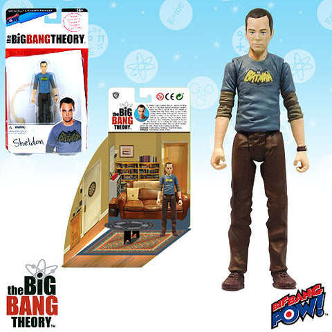 The Big Bang Theory - Sheldon (Batman)