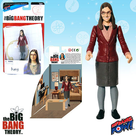 The Big Bang Theory - Amy