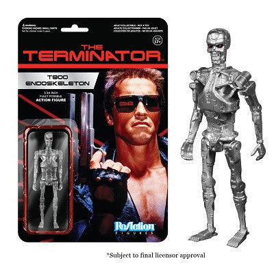 Terminator ReAction - Endoskeleton
