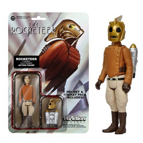 The Rocketeer ReAction