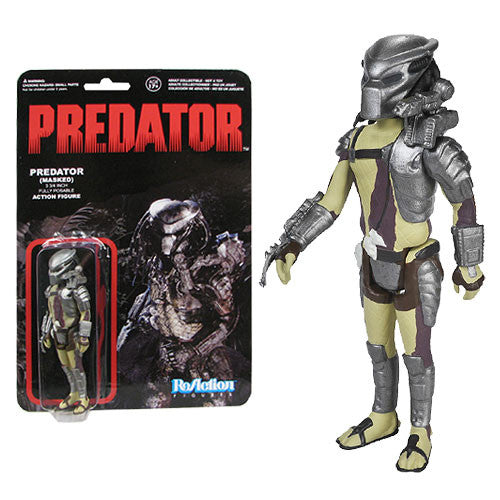 Predator ReAction - Masked Predator
