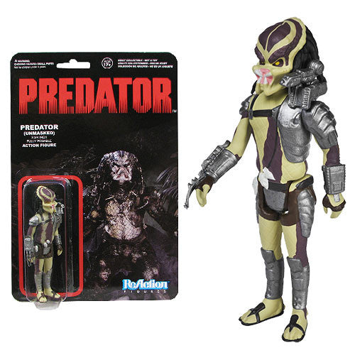 Predator ReAction - Closed Mouth Predator