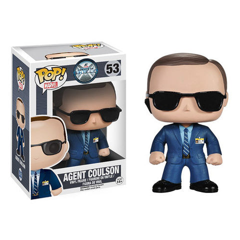 Agents of SHIELD POP! - Agent Coulson