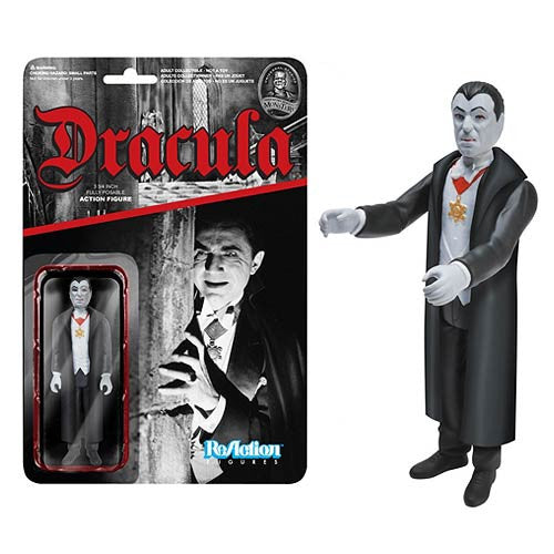 Universal Monsters ReAction - Dracula