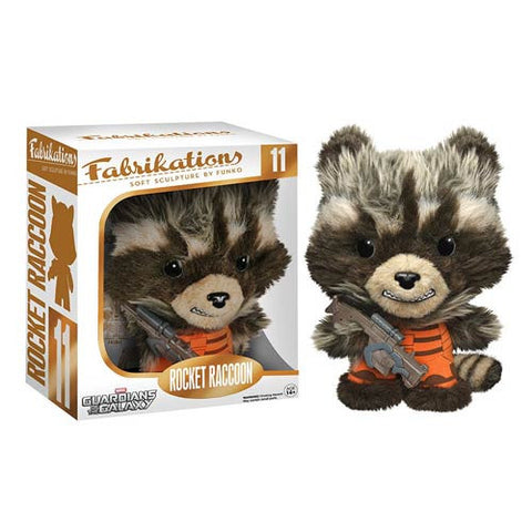 Guardians of the Galaxy Fabrikations - Rocket Raccoon