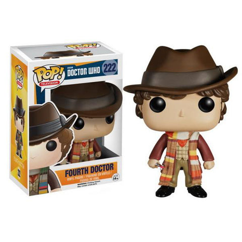 Dr. Who POP! - 4th Doctor