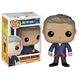 Dr. Who POP! - 12th Doctor