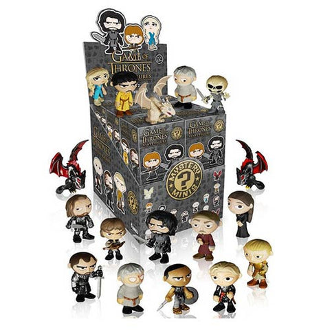 Game of Thrones Mystery Minis Series 2 - Case of 12