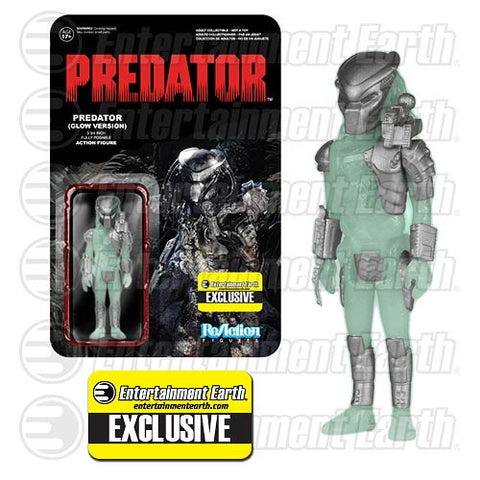 Predator ReAction - GITD Predator (EE Exclusive)