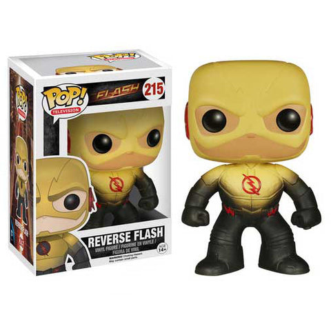 The Flash POP! - Reverse Flash