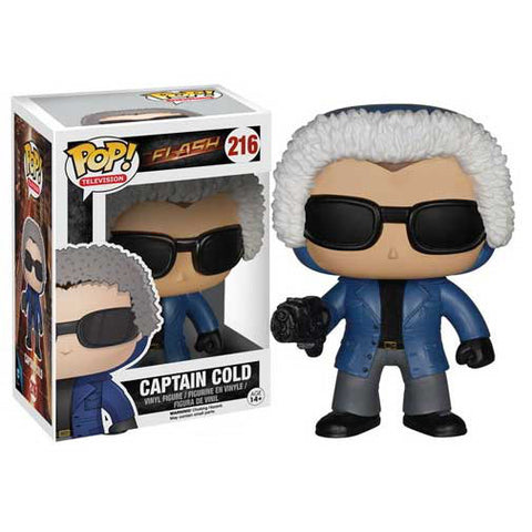 The Flash POP! - Captain Cold