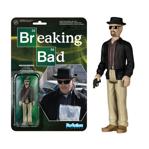 Breaking Bad ReAction - Heisenberg