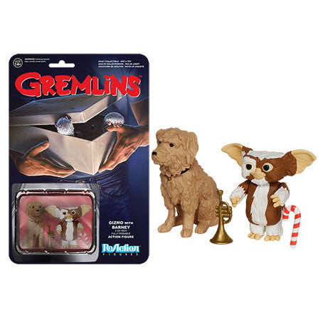 Gremlins ReAction - Gizmo w. Barney