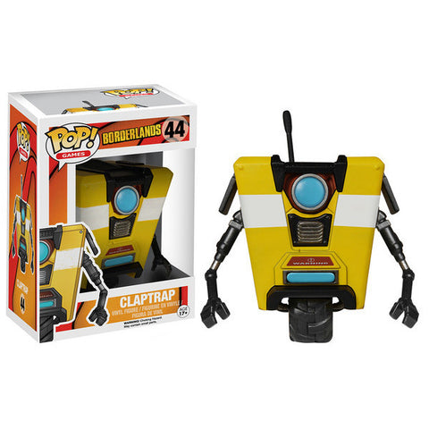 Borderlands POP! - Claptrap
