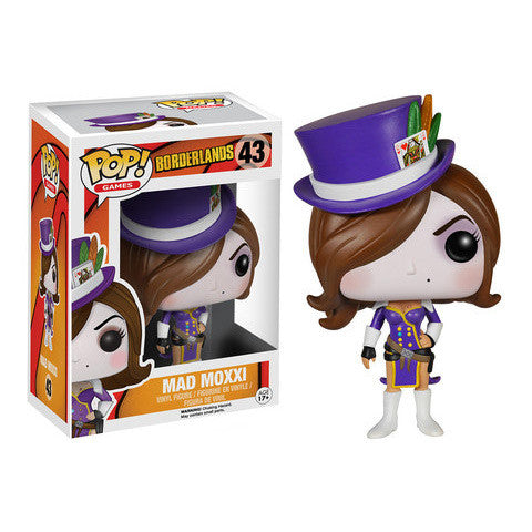 Borderlands POP! - Mad Moxxi
