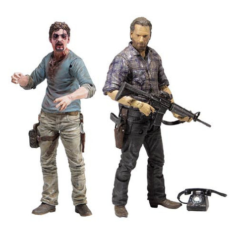 The Walking Dead TV Series 7.5 - Set of 2