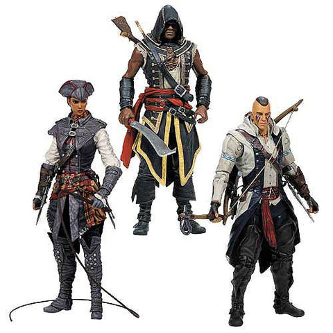 Assassin's Creed Series 2 - Set of 3