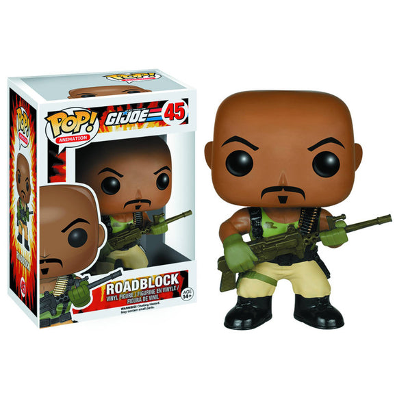 GI Joe POP! - Roadblock
