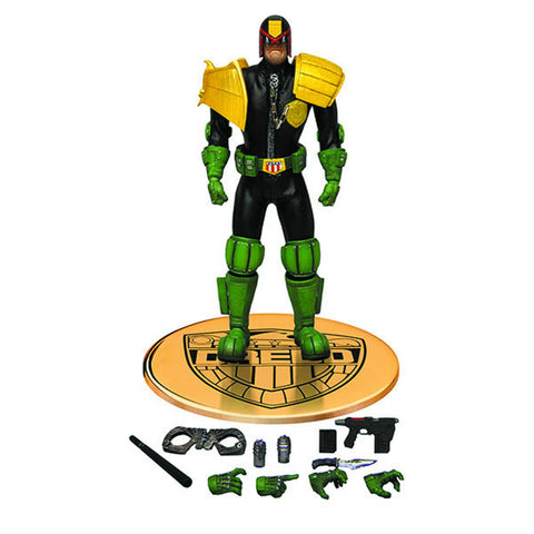 One:12 Judge Dredd