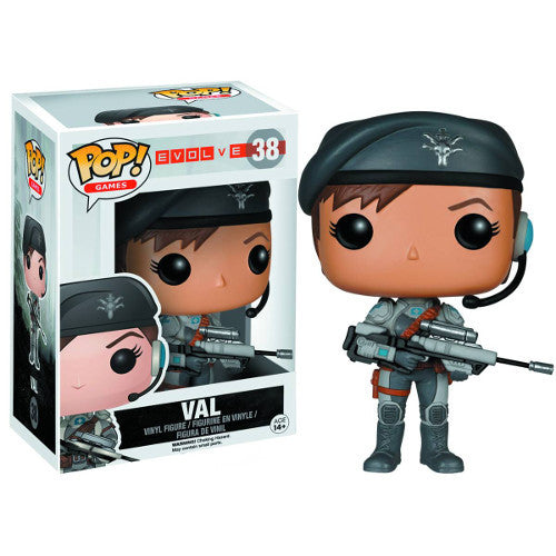 Evolve POP! - Val