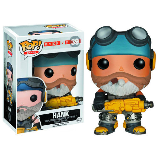 Evolve POP! - Hank