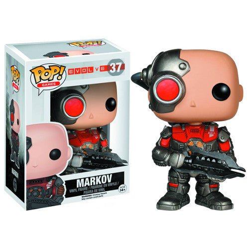 Evolve POP! - Markov