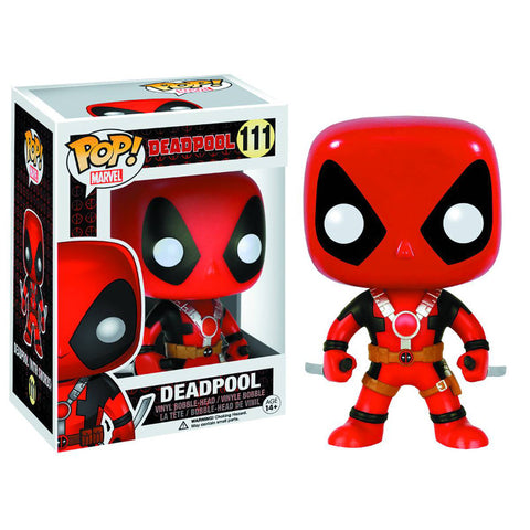 Marvel Comics POP! - Deadpool (Swords)