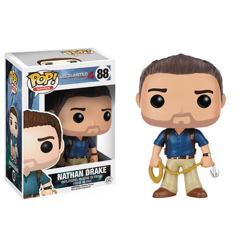 Uncharted POP! - Nathan Drake