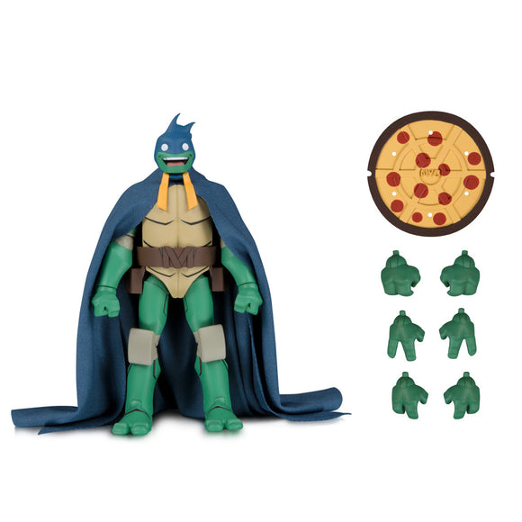SDCC 2019 DC / TMNT Michaelangelo as Batman