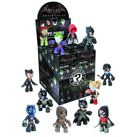 Arkham Knight Mystery Minis - Single