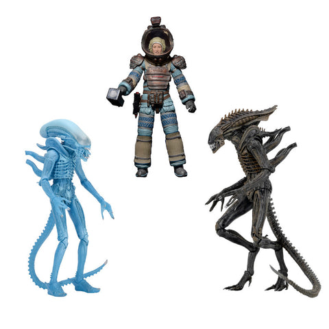 Aliens Series 11 - Set of 3