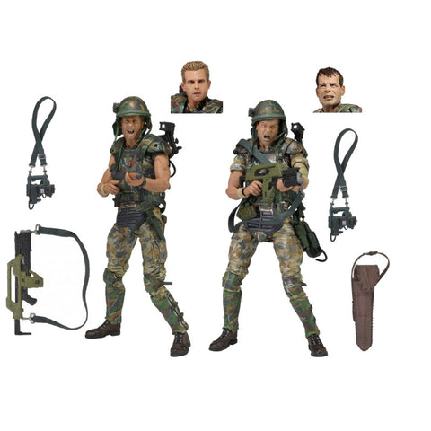 Aliens 30th Anniversary Colonial Marines 2-Pack