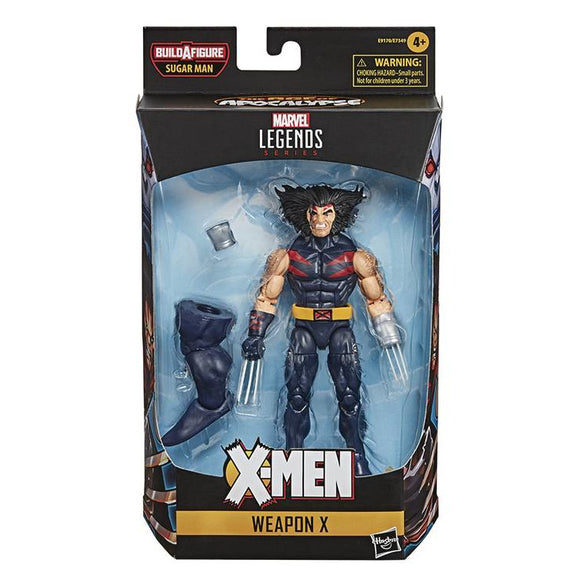 X-Men Marvel Legends - Weapon X