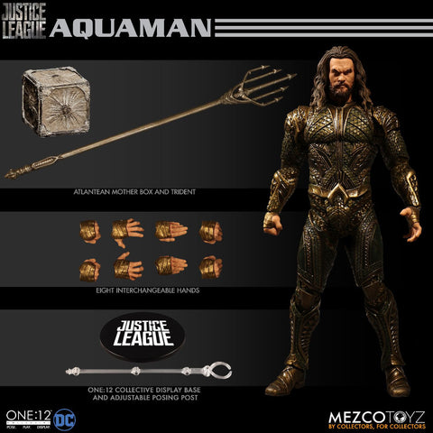 DC One:12 - Aquaman