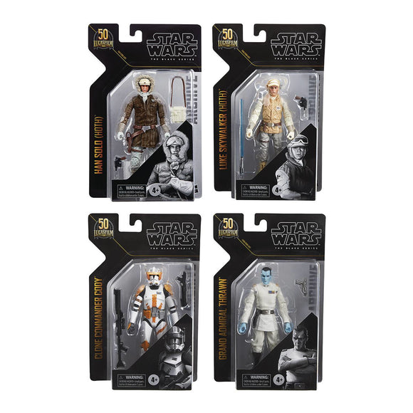 Star Wars Black Series Archive - 2021 Wave 1