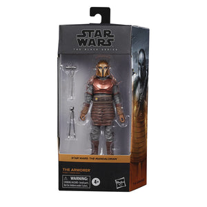 Star Wars Black Series - Mandalorian Armorer