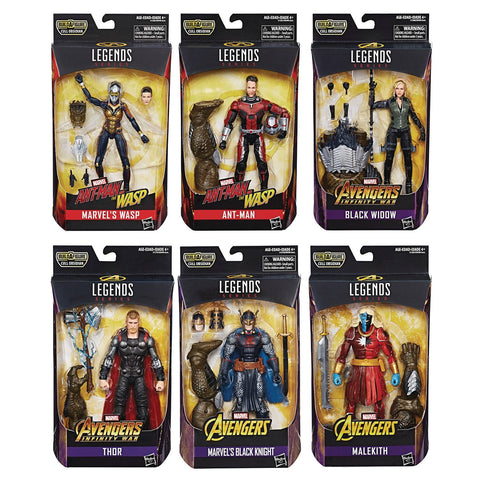 Avengers Marvel Legends - 2018 Wave 2