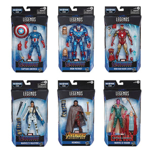 Avengers Marvel Legends - Wave 201903
