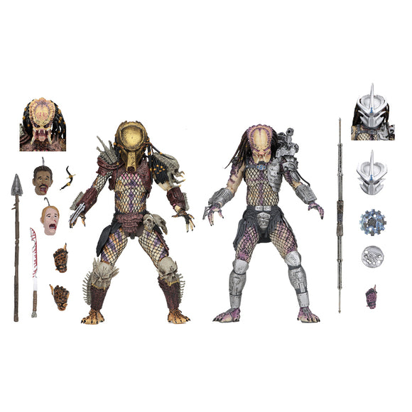 Predator Bad Blood vs Enforcer 2-Pack