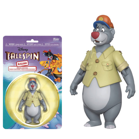 Disney Afternoon - Talespin Baloo