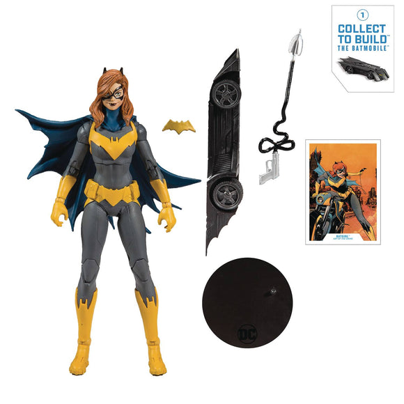 DC Multiverse Collector - Batgirl